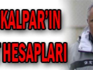 Hüseyin Kalpar'ın galibiyet hesapları
