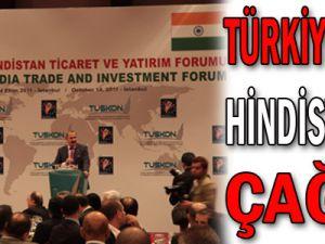 Türkiye'den Hindistan'a çağrı