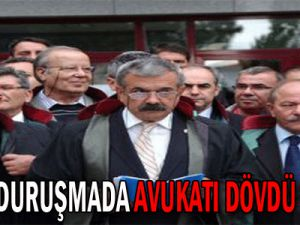 Hakim duruşmada avukatı dövdü iddiası