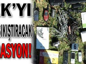 PKK'yı köşeye sıkıştıran operasyon!