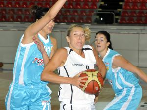 Basketbol -''5. Erciyes Cup Turnuvası'' başladı