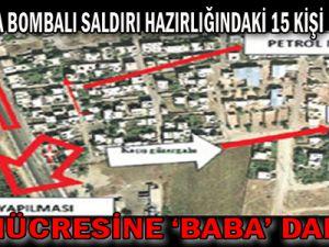 PKK hücresine &#39baba&#39 darbesi