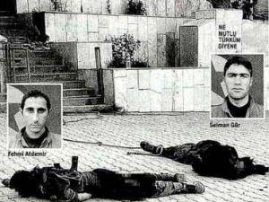 PKK&#39lıların fotoğrafları ortalığı karıştırdı