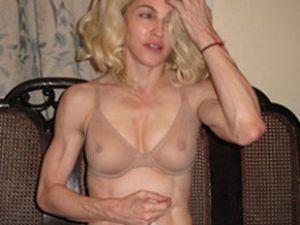 'Hacker'lar Madonna'yı da vurdu