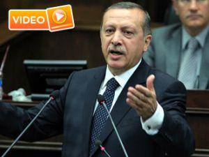 Erdoğan: Önce kendine çeki düzen ver!-video