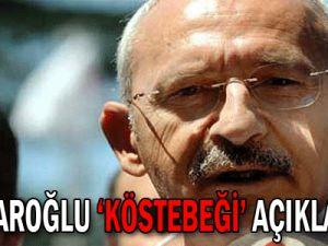 Kılıçdaroğlu &#39köstebeği&#39 açıklayacak