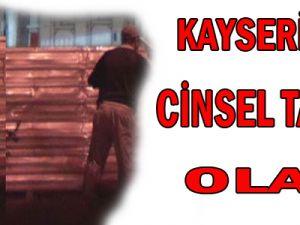 KAYSERİ&#39DE TACİZ OLAYI