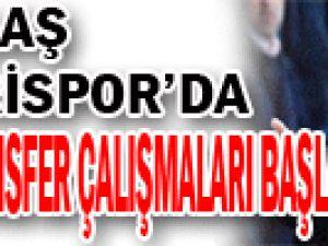 KAYSERİSPOR&#39DA 2 BOMBO TRANSFER ÇALIŞMALARI BAŞLADI