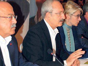 CHP&#39lilerden yönetime: Tutuklu vekillerden başka gündem yok mu?