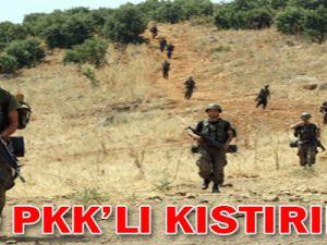 150 PKK&#39lı kıstırıldı