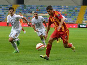 Kayserispor sahasında – Pazarspor'u-2-1 Yendi