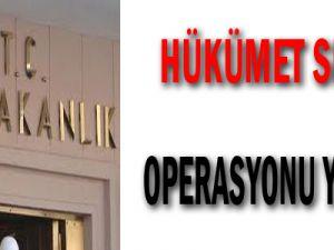 HÜKÜMET SINIR OPERSAYON YETKİSİ