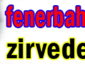 FENERBAHÇE&#39DE ZİRVEDEYİM