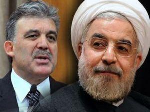 Gül Hasan Ruhani ile görüştü!