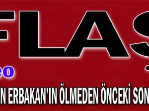 NECMETTİN ERBAKAN&#39IN ÖLMEDEN ÖNCEKİ SON SÖZLERİ-VİDEO