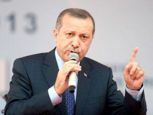 """Başbakan Erdoğan:""""İşçi memur ayrımını ortadan kaldıralım"""""""
