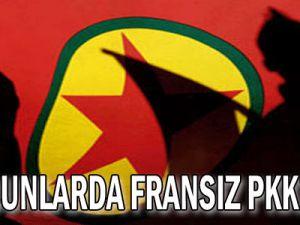 İşte bunlar da Fransız PKK&#39lılar