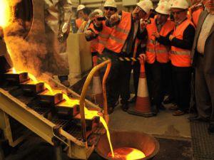 Türkiye, altın üretiminde birinci