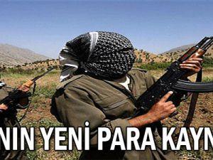 PKK&#39nın yeni para kaynağı!