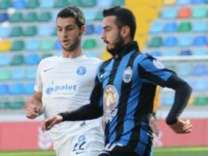 Erciyesspor Kupada Tur Atladı