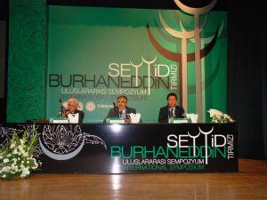 Sempozyum bitti, bilim adamlarından Başkan Özhaseki&#39ye övgüler yağdı BELEDİYE BAŞKANI BİR BİLGİN