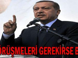 PKK görüşmeleri gerekirse başlar