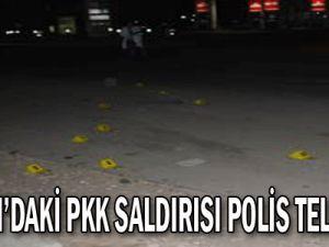 Batman&#39daki PKK saldırısı polis telsizinde