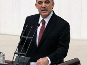 Cumhurbaşkanı Gül Meclis açılışında konuştu!