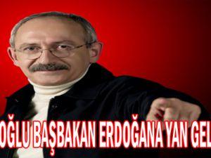 Kılıçdaroğlu Başbakan Erdoğa&#39na Yan Gelip Yatma