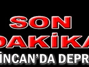 Erzincan&#39da Deprem!
