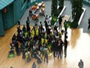 PKK Alman Televizyonunu Bastı Abdullah Öcalan Serbest Bırakılsın!
