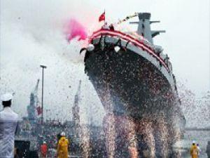 İlk Milli Savaş Gemimiz hizmete giriyor