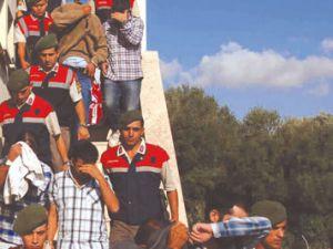 Devletten alıp PKK&#39ya para aktarmışlar