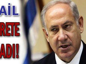 İsrail hakarete başladı