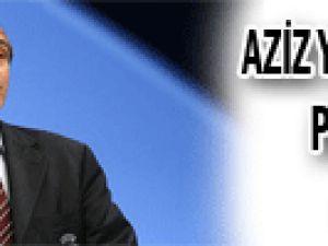 Aziz Yıldırım&#39dan Platini&#39ye dava