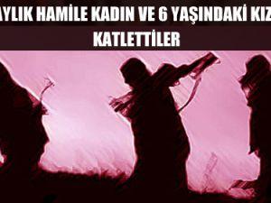 PKK Yine Sivil Öldürdü
