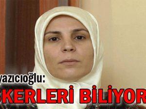 gülefer yazıcıoğlu &#39VATAN&#39a konuştu: O ASKERLERİ BİLİYORUM!