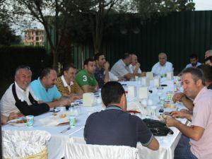 MHP il başkanları Pamukkale&#39de toplandı