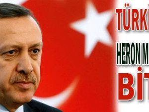 Türkiye&#39nin Heron Mecburiyeti Bitti