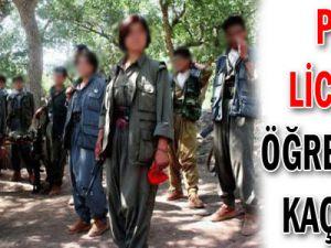 PKK Lice&#39de Öğretmen Kaçırdı