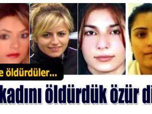 4  Kadını öldürdük özür dileriz&#39