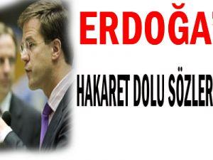 Erdoğa&#39na Hakaret Dolu Sözler Sarf Etti