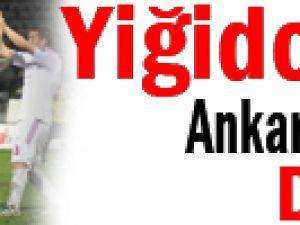 Yiğidolar Ankaragücü&#39nü Devirdi