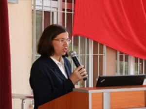 Hacılar&#39da İlköğretim Haftası Kutlamaları