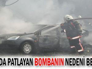 Ankara&#39daki Patlamanın Detayları Ortaya Çıktı
