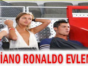 Ünlü Futbolcu Ciristiano Ronaldo Evleniyor
