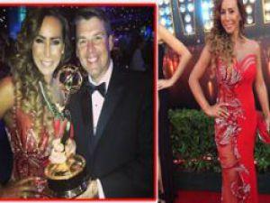 ASENA:   Emmy Ödüllerine Katıldı