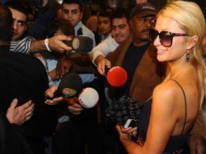 Paris Hilton Ayakkabı Tanıtımı İçin Türkiye&#39de