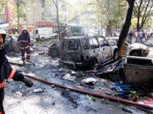 Kızılay&#39daki patlamayla ilgili olarak şüpheli bir kadın gözaltına alındı...