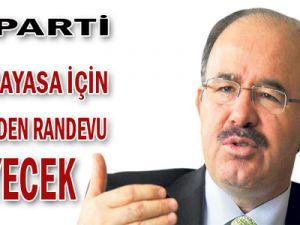 AK Parti, yeni anayasa için partilerden randevu isteyecek
